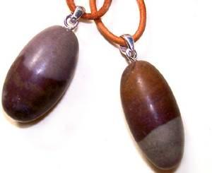 Shiva Lingam Halsband