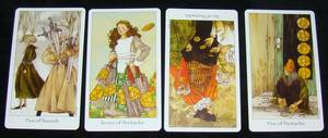 Dreaming Way Tarot - Kwon Shina
