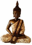 Mediterande Buddha - 30cm
