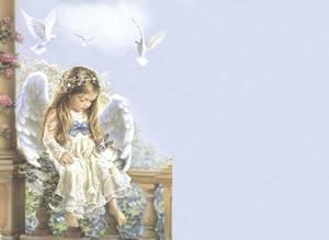 Dubbla vykort - Tender Love