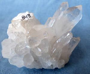 Bergkristall kluster  - B48
