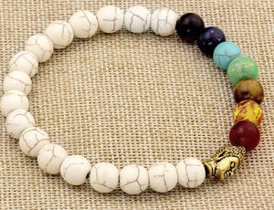 Buddha Armband - Chakra