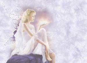 Dubbla vykort - Power of Light