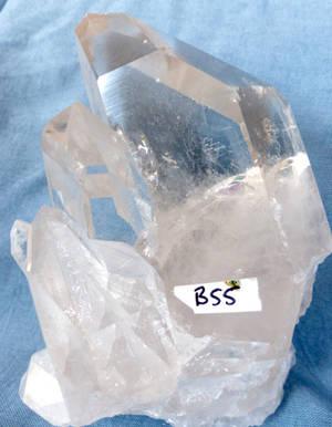 Bergkristall kluster  - B55- AA Kvalitet