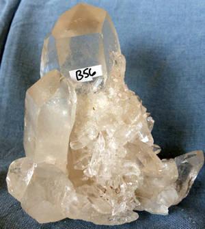 Bergkristall kluster  - B56- AA Kvalitet