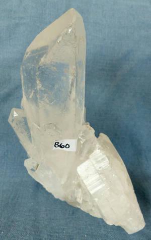Bergkristall kluster  - B60- AA Kvalitet