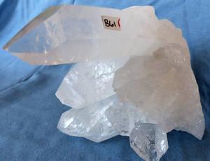 Bergkristall kluster  - B61- AA Kvalitet