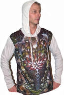 Sure Hoodies - Cosmic Spiral  -Beige