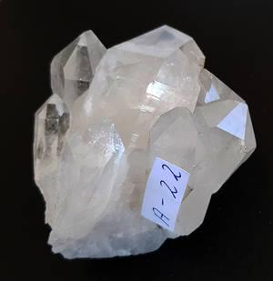 Bergkristall kluster  - A22 -  AAA Kvalitet