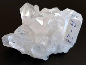 Bergkristall kluster  - A23 -  AAA Kvalitet