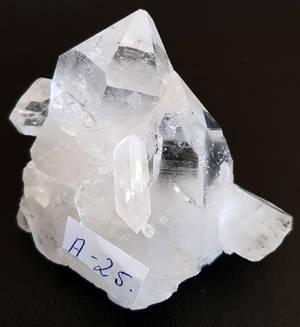 Bergkristall kluster  - A25 -  AAA Kvalitet
