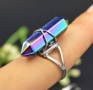 Titankvartsspets Ring
