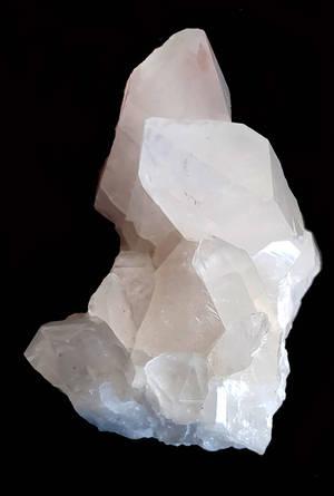Bergkristall kluster  - A28 -  AAA Kvalitet