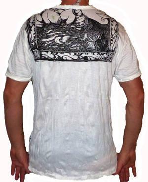 SURE T-shirt - Svart Buddha