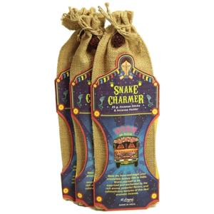 Indisk Tempel Rökelse Paket- Snake Charmer