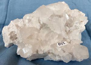 Bergkristall kluster  - B42 - 765 grams