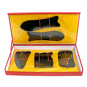 Guasha Massage Set