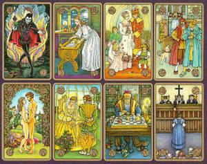 Symbolon Tarot - Pocket