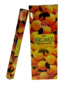 Rökelse Bergamott