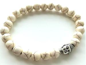 Buddha Armband - Howlit