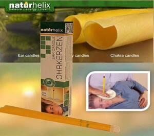 Öronljus Tea Tree -stärkande, antiseptisk -  2 pack