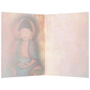 Dubbla vykort - When in Stillness