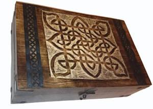 Keltiskaknut Skrin - Stor