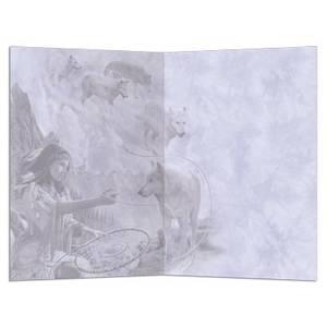 Dubbla vykort -Dreamcatcher