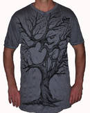 SURE T-shirt - Aum Tree -Grå