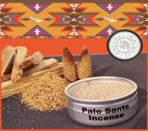 Palo Santo Holy Wood incense fine granules - 6gr