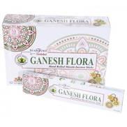 Ganesh Flora Stamford Masala Rökelse Stickor