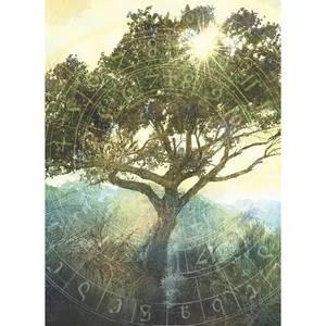 Dubbla vykort - Tree of Time