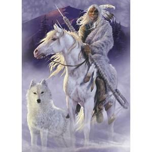 Dubbla vykort - Companion of the Hunt