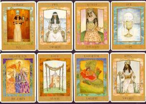 Goddess Tarot Deck  - big