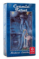 Cosmic Tarot Deck  (svensk) - Nytryckt!