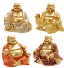 Glittrig Mini Happy Budda
