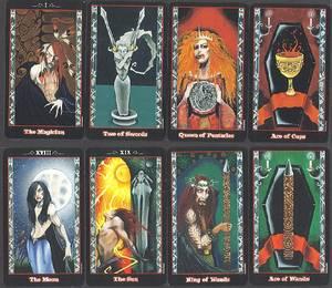 Vampire Tarot Deck