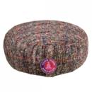 Meditationskudde - Multifärg Silk Väv