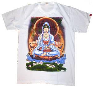 T-Shirt - Quan Yin - Grace