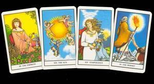 Connolly Tarot Cards