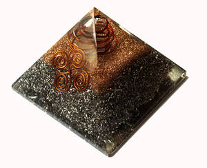 Organite Pyramid -  Choko Reiki