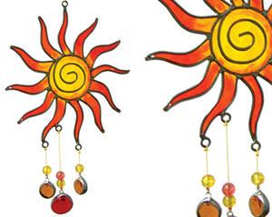 Solfångare - Glad Sol