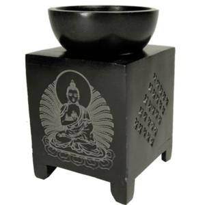 Aromalampa Budda Soapsten