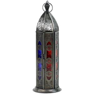 Atmospheric lighting Oriental Lantern 7 Chakras