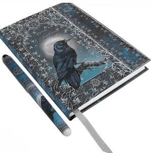 Spellbook - Korp med Penna