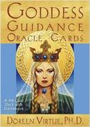 Goddess Gudiance Oracle Cards - Doreen Virtue