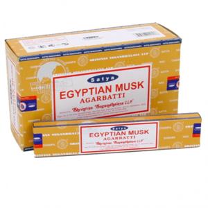 Rökelse Satya Egyptisk Musk