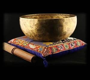 Sjungande Skålar - Singing Bowls - Nada Yoga
