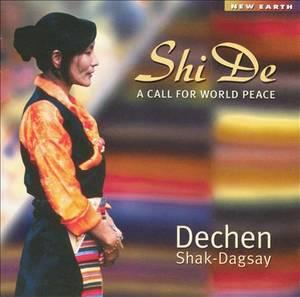 Shi De- A call for world Peace