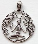 Odin Hänge i Silver